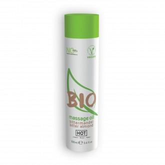 HOT BIO MASSAGE OIL BITTER ALMOND 100ML