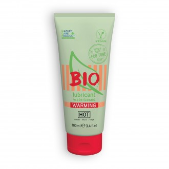 HOT BIO WARMING LUBRICANT 100ML