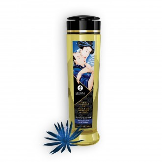 SHUNGA MASSAGE OIL SEDUCTION MIDNIGHT FLOWER 240ML