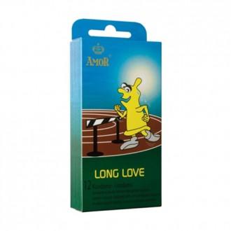 LONG LOVE DELAY CONDOMS 12 UNITS