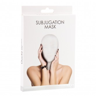 SUBJUGATION MASK WHITE
