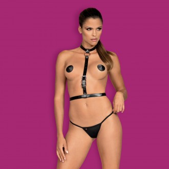 OBSESSIVE A738 BODY HARNESS