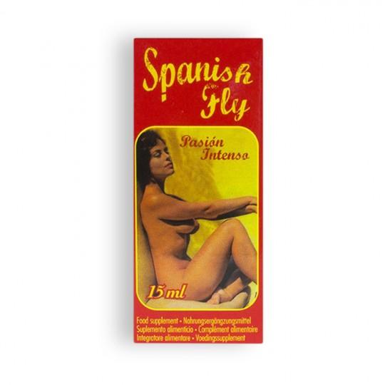 SPANISH FLY PASIÓN INTENSO DROPS 15ML