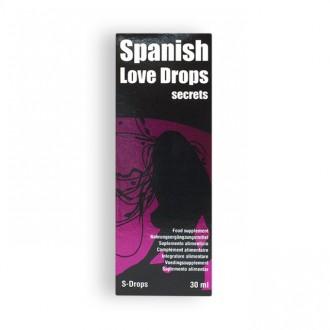 DROPS SPANISH LOVE DROPS SECRETS 30ML