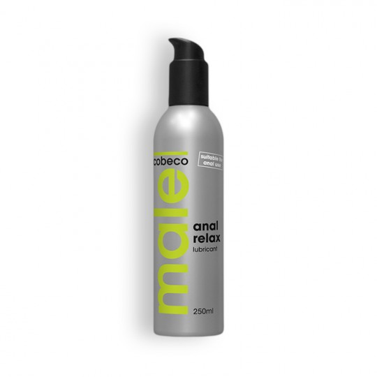 MALE ANAL RELAX LUBRICANT 250ML