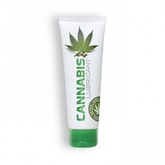 CANNABIS LUBRICANT WATER BASED LUBRICANT 125ML