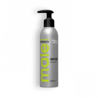 MALE ANAL WATER BASED LUBRICANT 250ML