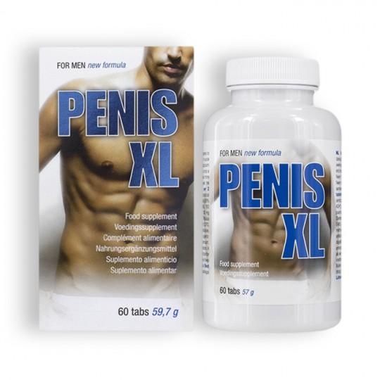 PENIS XL 60 COMPRIMIDOS