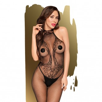 PENTHOUSE FIRST LADY BODYSTOCKING BLACK