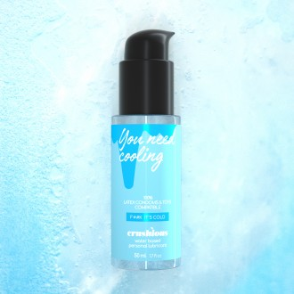 CRUSHIOUS COOLING EFFECT LUBRICANT 50 ML