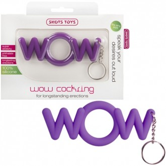 WOW COCKRING PURPLE