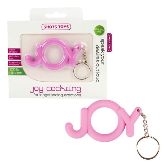 JOY COCKRING PINK