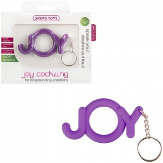 JOY COCKRING PURPLE