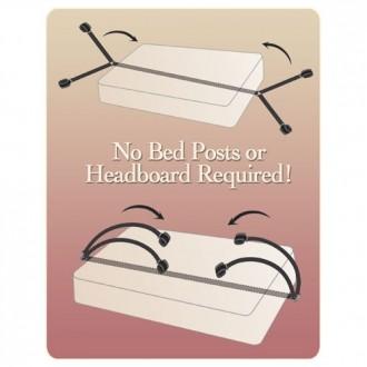 BED BINDINGS RESTRAINT KIT