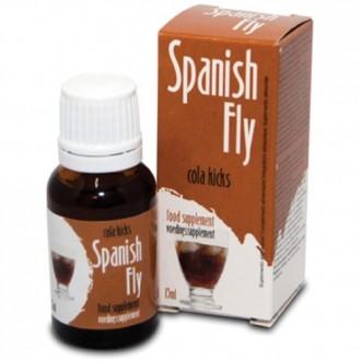 SPANISH FLY COLA KICKS DROPS 15ML
