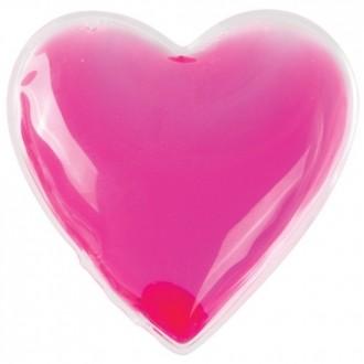 MASAJEADOR HOT HEART MASSAGER MEDIANO ROSA