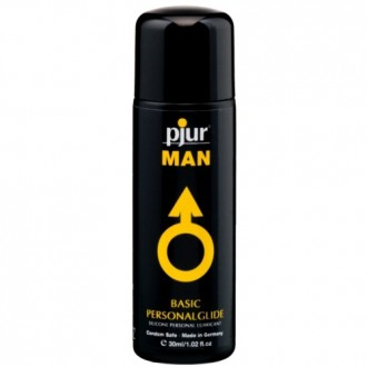 PJUR MAN BASIC PERSONALGLIDE SILICONE BASED LUBRICANT 30ML