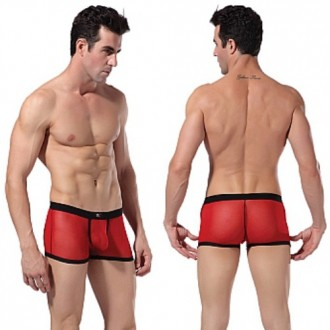 BOXERSHORT GOODFELLAS RED