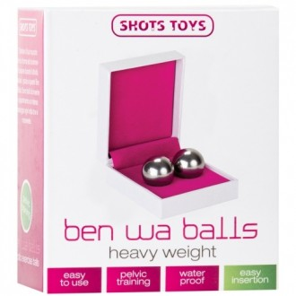 BEN WA BALLS HEAVY WEIGHT