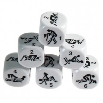 DICE WITH SEX POSITIONS