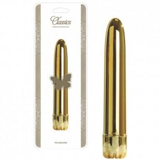 CLASSICS VIBRATOR GOLD LARGE