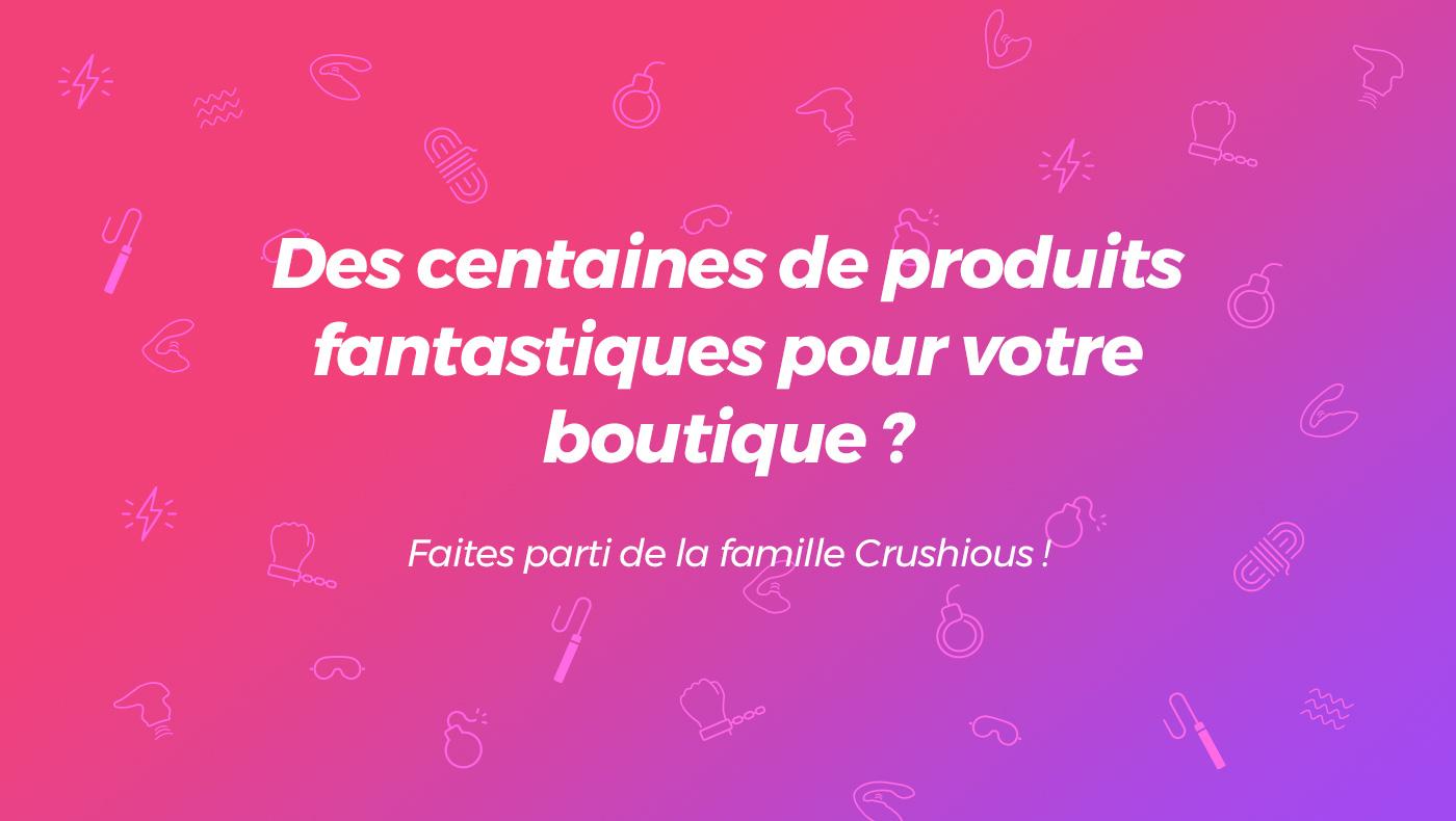 Des centaines de produits fantastiques pour votre boutique ?