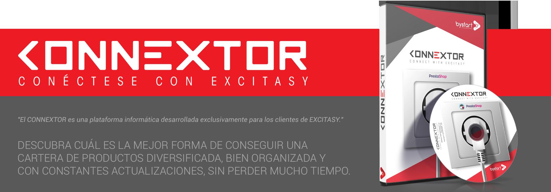 excitasy connextor